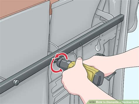 how to remove back of recliner sofa how to remove the back a recliner sofa resnooze com