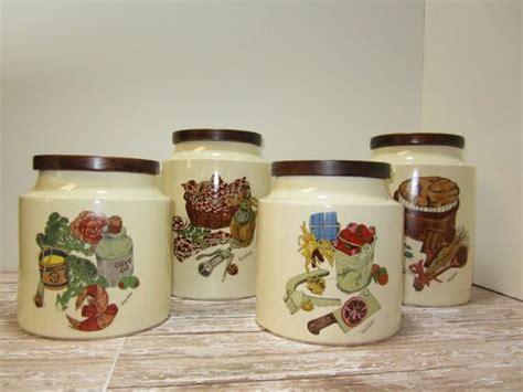 Keramik Küchen Kanister by 196 Best Vtg Kitchen Wood W Glassplastic Images On