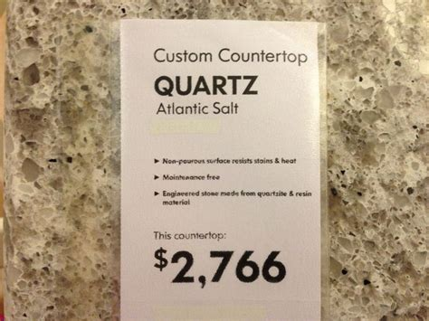 Atlantic salt quartz countertop ikeaatlantic salts kitchens updates