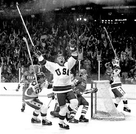 Miracle The Hockey Do You Believe In Miracles Padre Steve Remembers The Miracle On Padre Steve S World