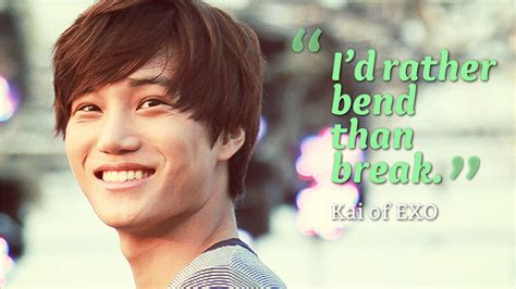 exo quotes wallpaper kai from exo quote wallpaper by winri25 on deviantart