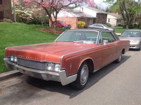 lincoln continental coupe for sale 1966 lincoln continental 2dr coupe used classic lincoln