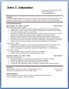 Exles Or Resumes by Resume Exles Resume Downloads