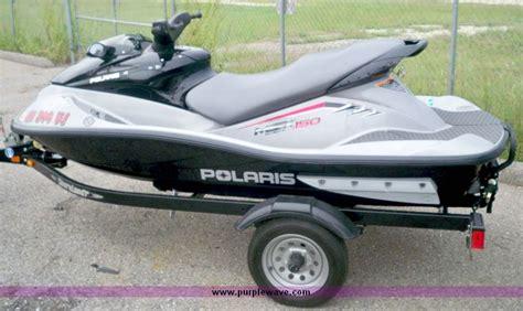 boat jet ski auction wichita ks 2004 polaris msx 150 jet ski item 5152 sold september