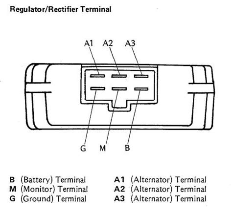 kawasaki voltage regulator wiring diagram 41 wiring