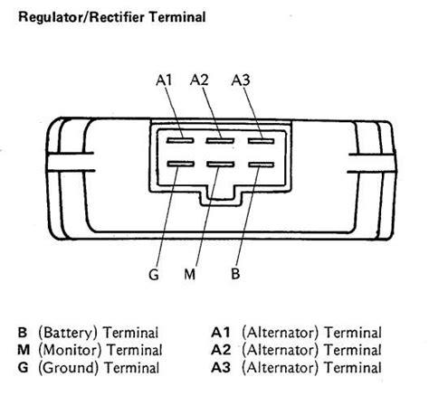 kawasaki voltage regulator wiring diagram 41 wiring