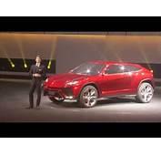 Lamborghini Urus SUV Concept Tanıtım Video Izle