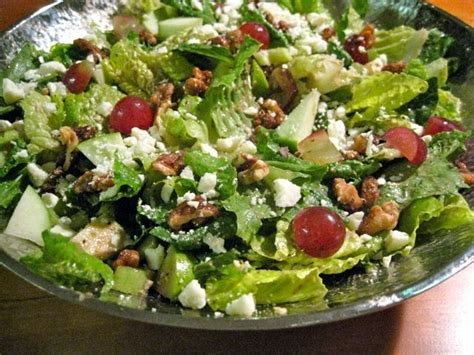 California Pizza Kitchen Recipes Salad by California Pizza Kitchen S Waldorf Salad Tried