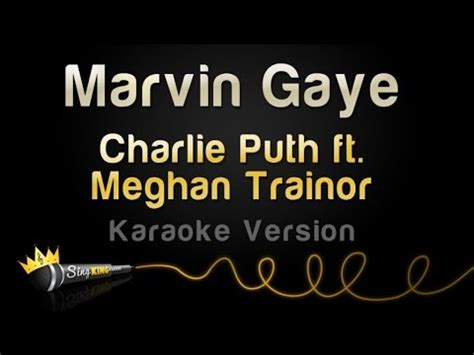 download mp3 marvin gaye by charlie puth download charlie puth one call away karaoke version