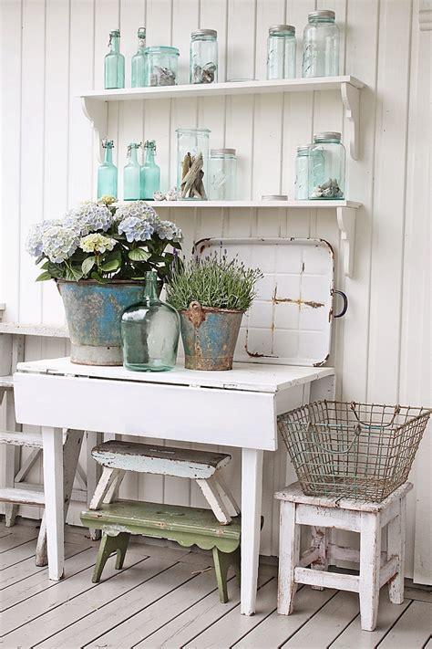 vintage farmhouse decorating ideas vibeke design forglemmegei kreativ med gjenbruk