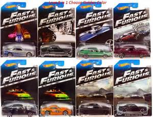 Hot Wheels Genuine Sports Toy Fast and Furious Limited
