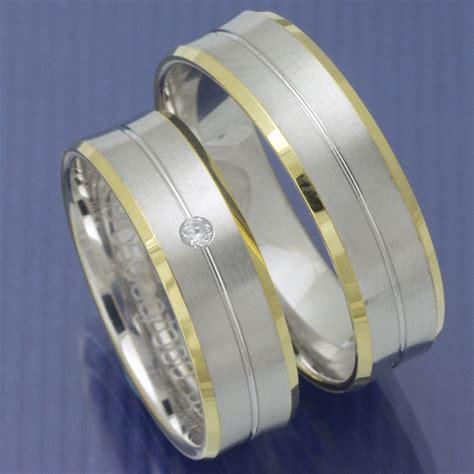 G Nstige Eheringe Gold 333 by Eheringe Shop G 252 Nstige Konkave Trauringe Aus 333 Weiss