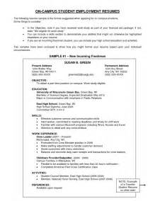 Resumes With Objectives by Objective Part Of Resume Berathen
