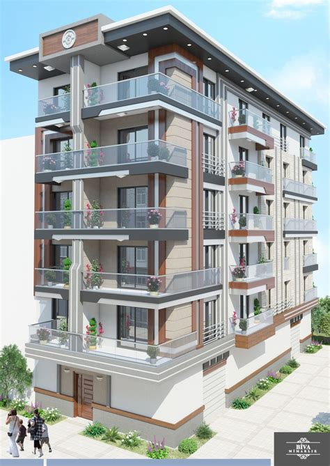 sustainable apartment plans and elevations 50 best dış cephe images on pinterest building facade