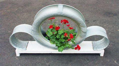 garden decoration with tyres diy garden decoration ideas with car tires