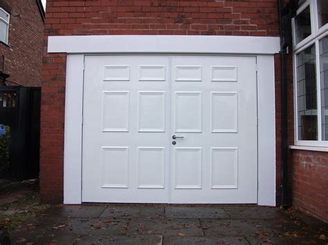 Grp Side Hinged Garage Doors by Side Hinged Garage Door Doors