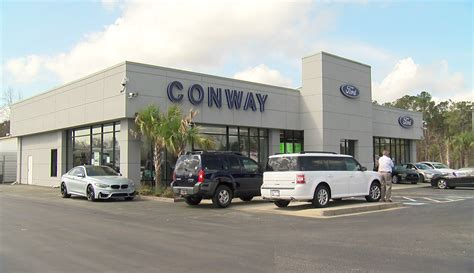 Conway Car Dealers   Best Car 2018