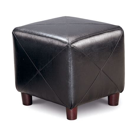 table with ottomans cubes collection 700026 coffee table set with ottomans