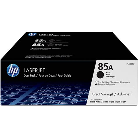 Toner Laserjet 85a toner cartridge hp 85a black toner cartridge