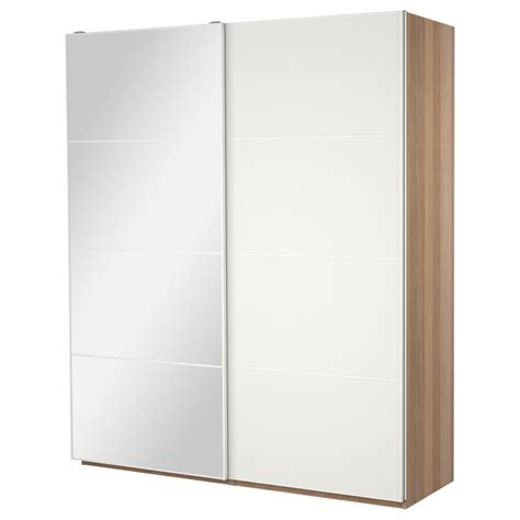 mirrored wardrobe sliding doors ikea 1000 images about bedroom on small guest