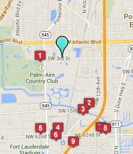 hotels near the isle casino and racing pompano park