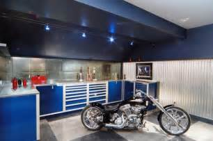 50 garage lighting ideas for cool ceiling fixture