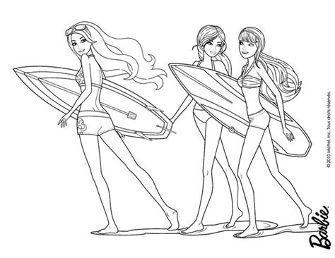 barbie mermaid coloring sheets printable coloring pages