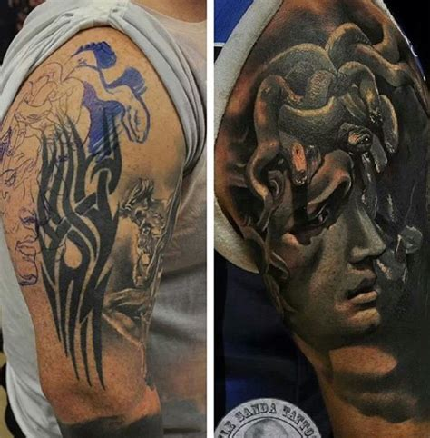 55 incredible cover up tattoos before and after art and