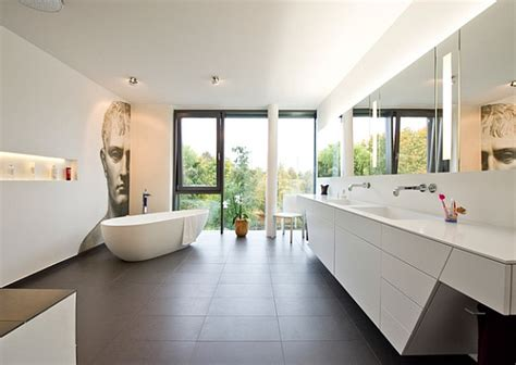 large bathrooms hot bathroom trends freestanding bathtubs bring home the spa retreat