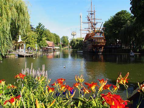 Tivoli Gardens Denmark by Tivoli Gardens Theme Park In Copenhagen Thousand Wonders
