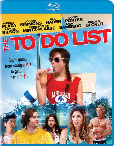 film blu ray full movie the to do list 2013 720p bluray x264 dts wiki high