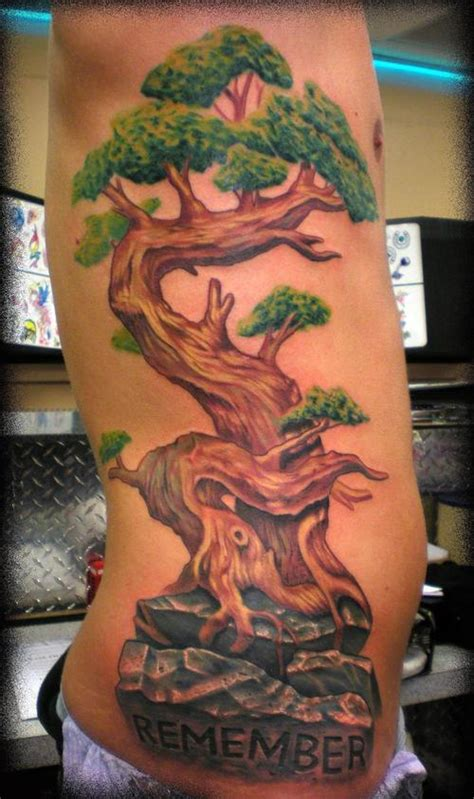 bonsai tree tattoo monkeyproink s 25 picture at