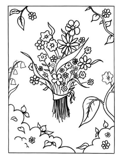 disegni da colorare fiori di primavera primavera attivit 224 e lavoretti per la scuola maestra