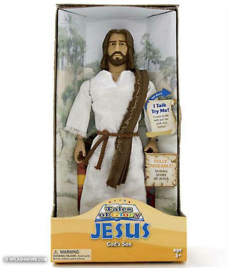 black jesus doll lost entertainment easter special toys the many
