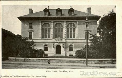 court house brookline ma