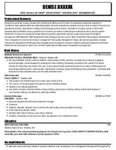 Iso Coordinator Sle Resume by Project Coordinator Iso Management Representati Resume Exle Extrusion Technik Usa Inc