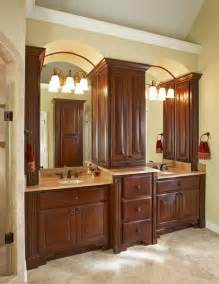cabinet ideas for bathroom wonderful wooden bathroom vanity cabinets and storage