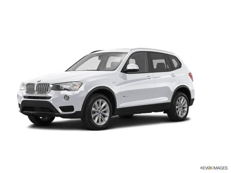 2016 BMW X3   Kelley Blue Book