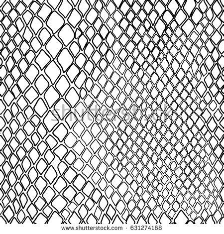 snake skin pattern black and white snake print stock images royalty free images vectors