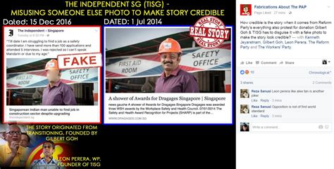 Fake News   The Independent Singapore lied again   SGHardTruth