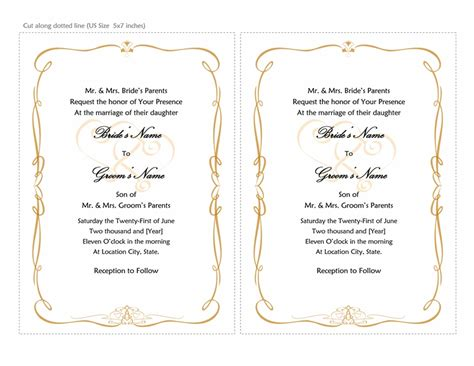 microsoft publisher wedding invitation templates cobypic