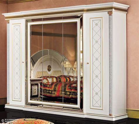 Kommode Weiß Gold by Idee Gold Schlafzimmer