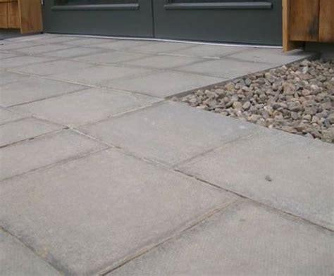 standard pimple textured concrete pavers ruthin precast