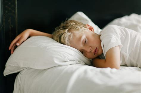 sleeping in my bed when kids should go to bed based on age sleep org