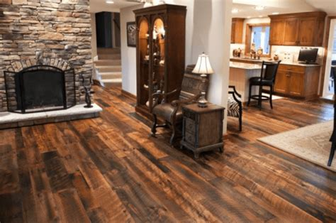 Wood Floor Ideas Photos 15 Best Reclaimed Wood Flooring Designs Pictures