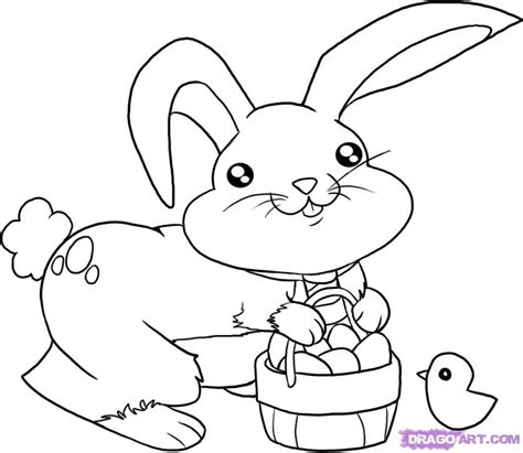 doodle draw easter how to draw the easter bunny step by step easter
