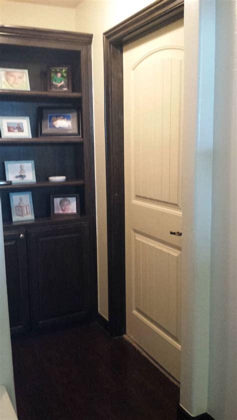 painting doors and trim different colors door trim different color then baseboard