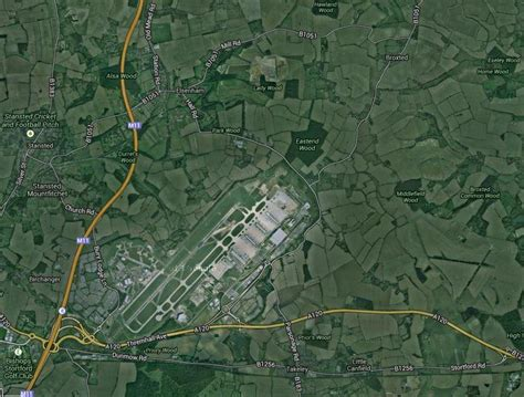 Stansted Airport Expansion Threat To Planet by Airportwatch Owners Of Stansted Mag Submit Their Plans