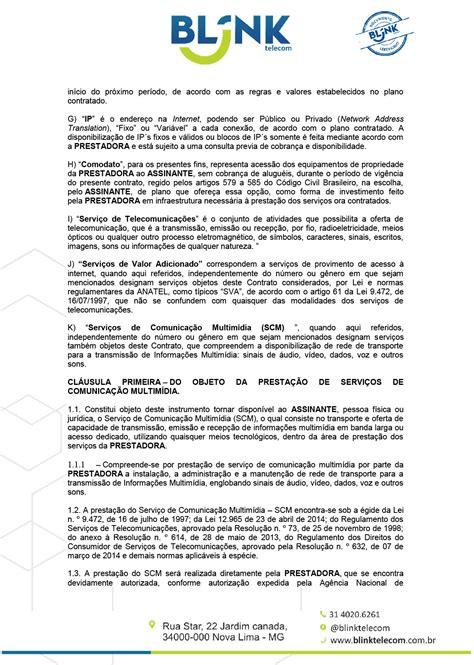 contrato d docentes primaria 2016 contrato de presta 231 227 o de servi 231 os scm e sva blink telecom