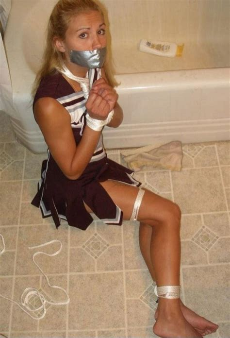 cheerleaders tied up a very sexy girl on twitter quot sexy girls sexy teens